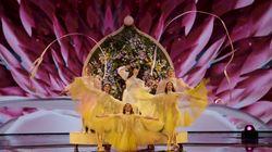 Eurovision: Συγκλονιστική η Κατερίνα Ντούσκα στον Α΄Ημιτελικό - Οι αντιδράσεις στο twitter για την