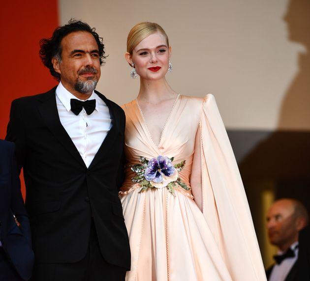 Alejandro Gonzalez Inarritu e Elle