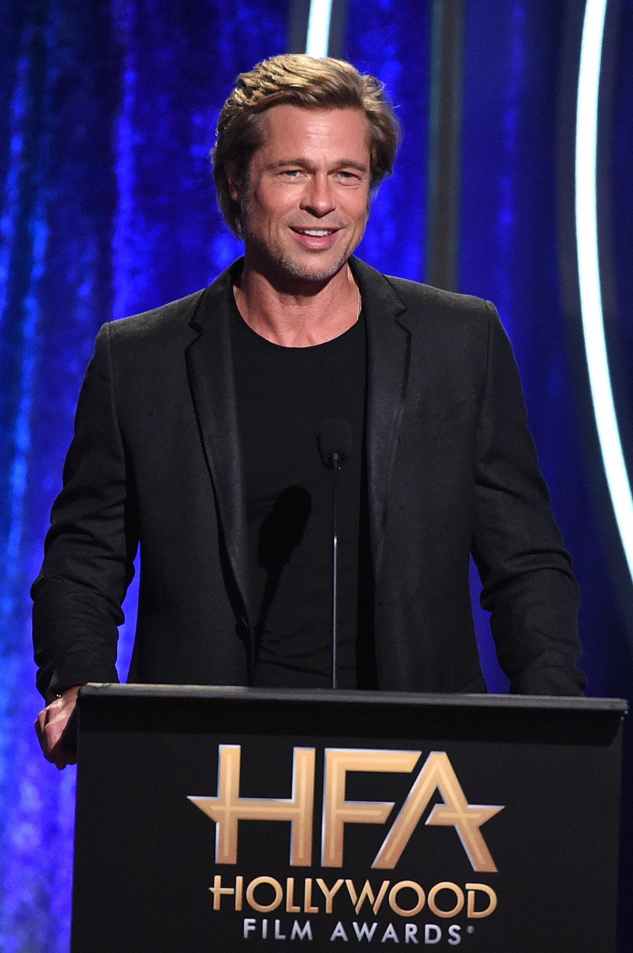 Brad Pitt ha un fratello non famoso (ma la loro somiglianza è da