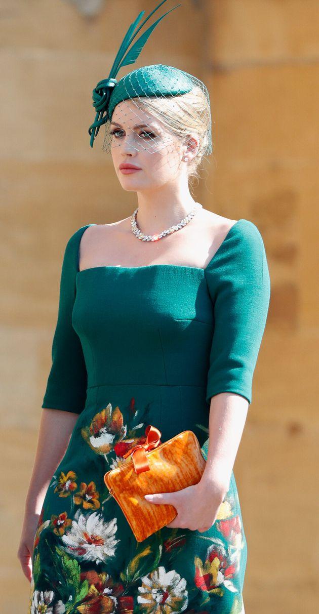 La nipote di Lady D, bella e innamorata di un miliardario