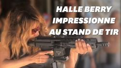 Après Keanu Reeves, Halle Berry s'est aussi entraînée au tir pour John Wick