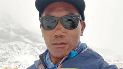 This Nepal Mountaineer Scaled Mount Everest For The 23rd