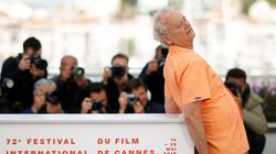 "Bill Murray a fait le show à Cannes pour ""The Dead Don't"