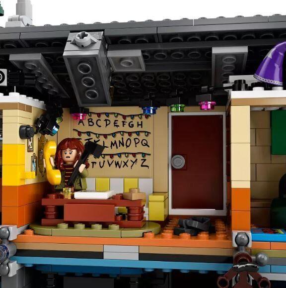 La Lego ha dedicato un set a Stranger