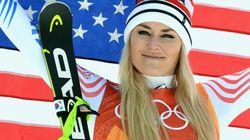Las esquiadora Lindsey Vonn, Premio Princesa de Asturias del