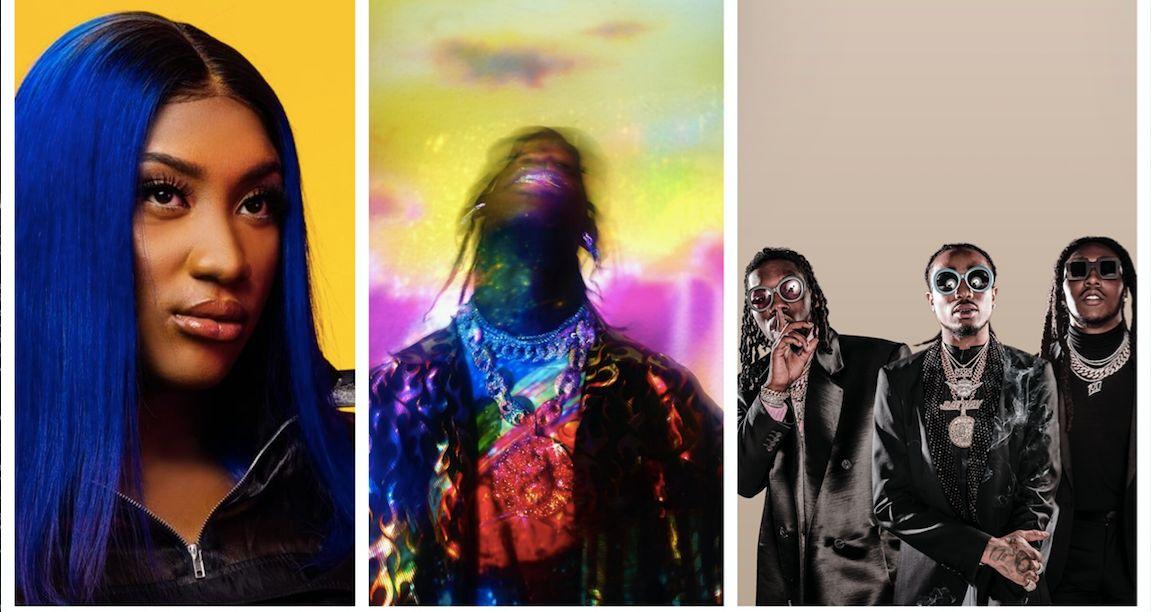 Mawazine: Aya Nakamura, Travis Scott et Migos, les derniers noms de l'OLM