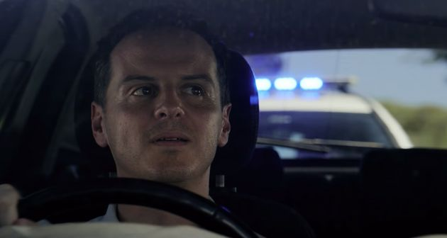 Andrew Scott in the new Black Mirror