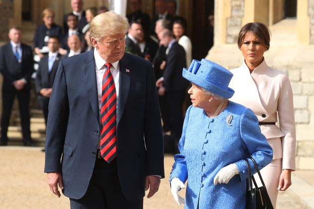 One Million Londoners Set To March Against Trump During UK State Visit, New YouGov Poll