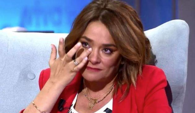 Toñi Moreno en una imagen de 'Viva la vida'