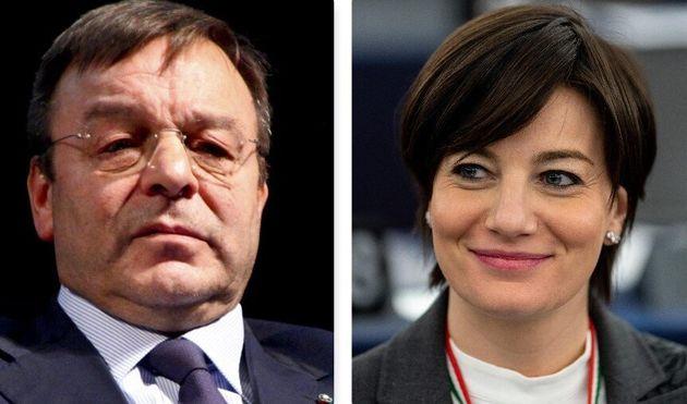 Finanziamento illecito: indagati la forzista Lara Comi e il presidente Confindustria
