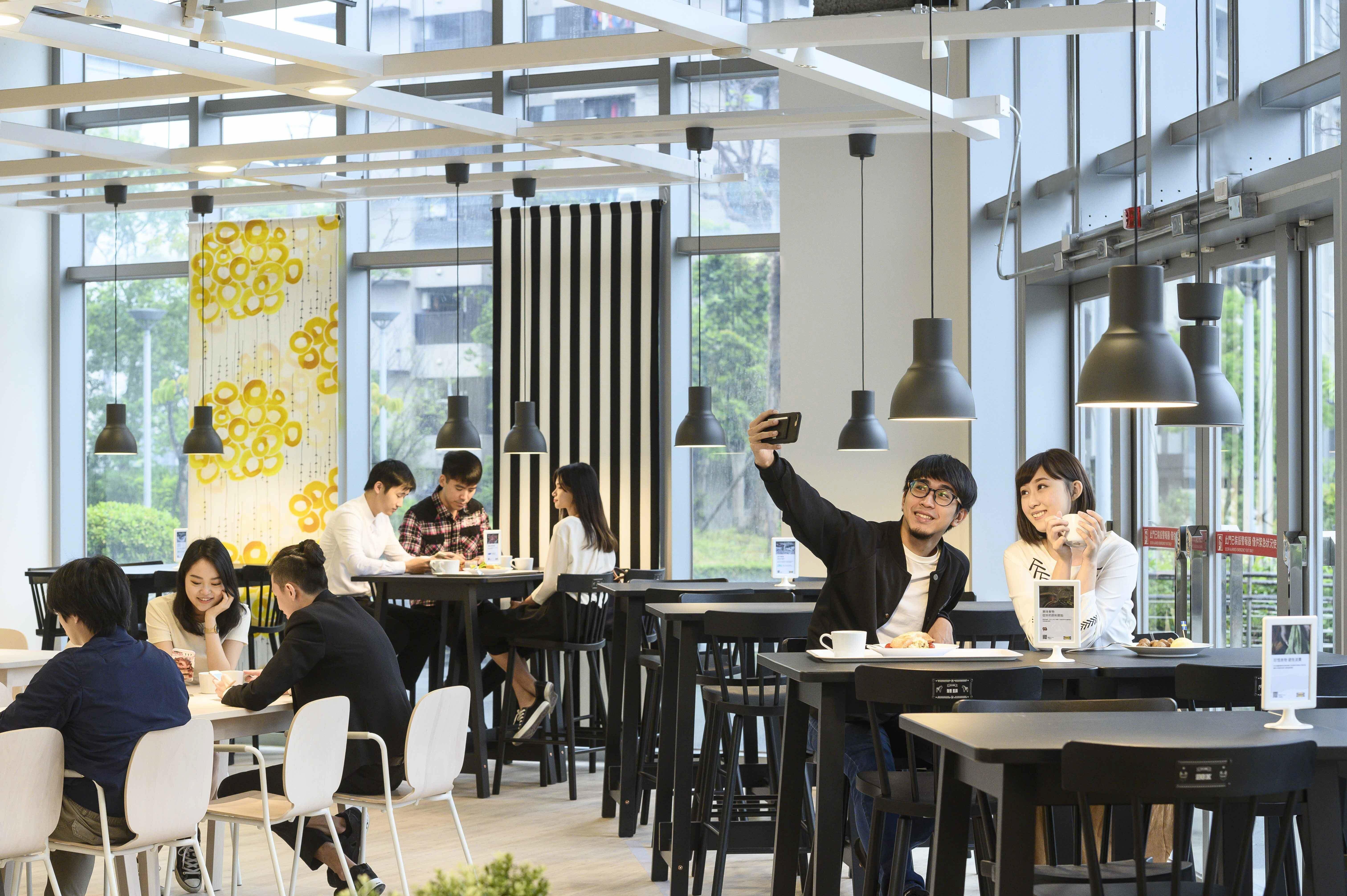 ▲明亮的用餐空間,感覺十分舒適。廠商提供