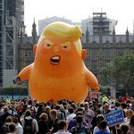 Exclusive: One Million Londoners Ready To Protest Trump UK Visit - New