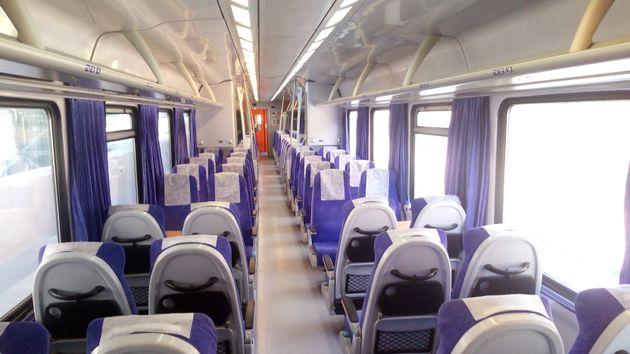 Αθήνα – Θεσσαλονίκη σε 4 ώρες με τρένο, από τη Δευτέρα 20