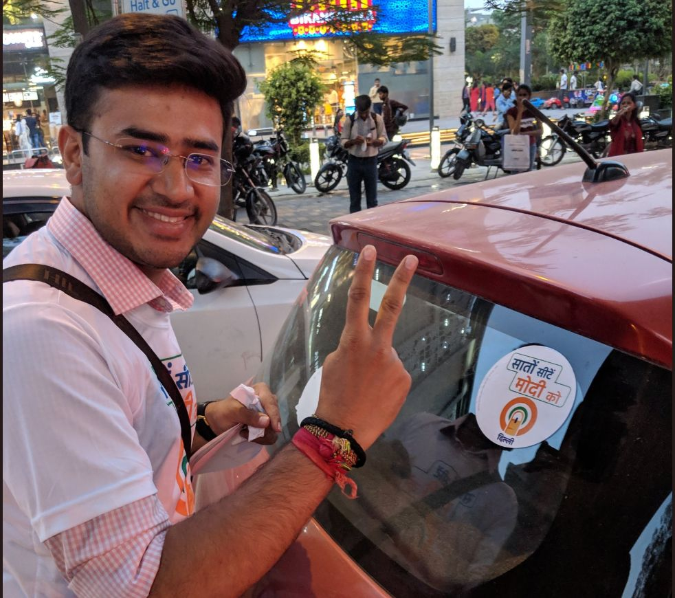 Will Tejasvi Surya, BJP's Youngest Candidate, Win From Bangalore