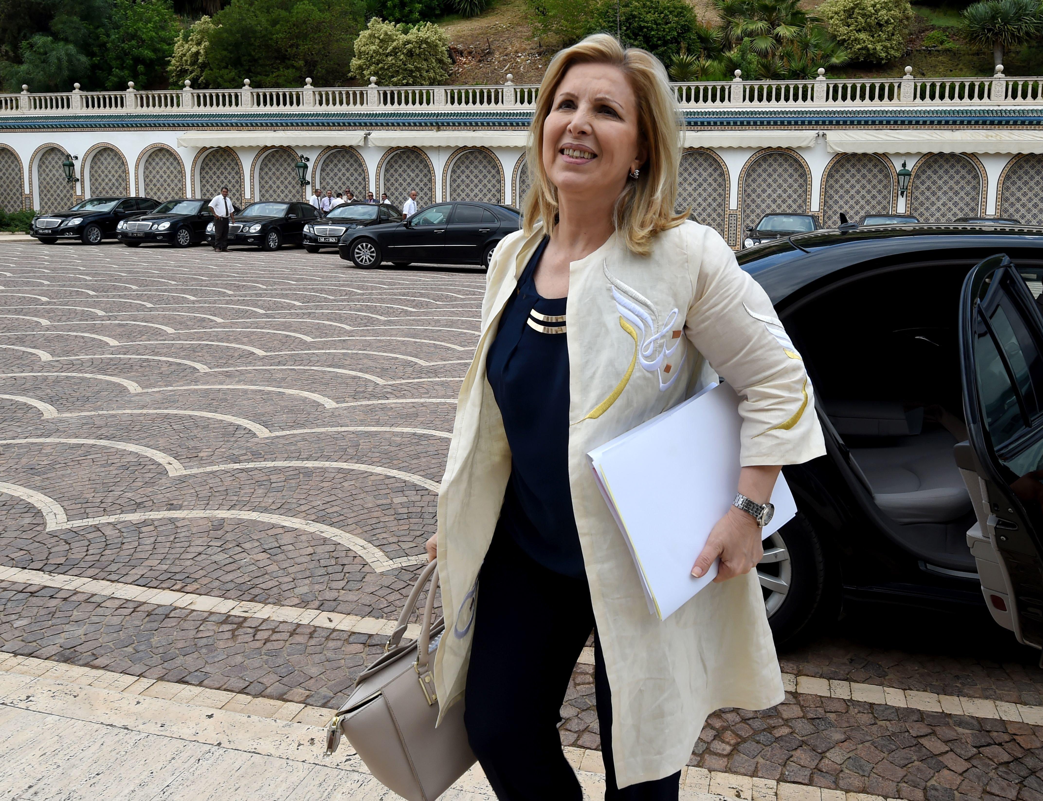 Salma Elloumi Rekik annonce sa démission de la présidence de la