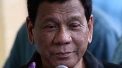 필리핀 두테르테 대통령의 자녀들이 중간 선거에서 모두