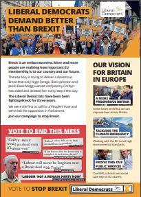 Exclusive: Lib Dems Send Activists 'Jeremy Corbyn Brexit Dossier' As Party Plots Assault On Labour