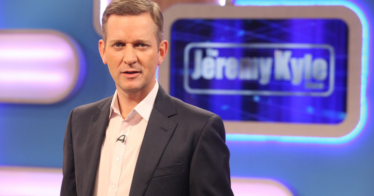 Jeremy Kyle Snubs MPs' Reality TV Investigation By Refusing To Give Evidence
