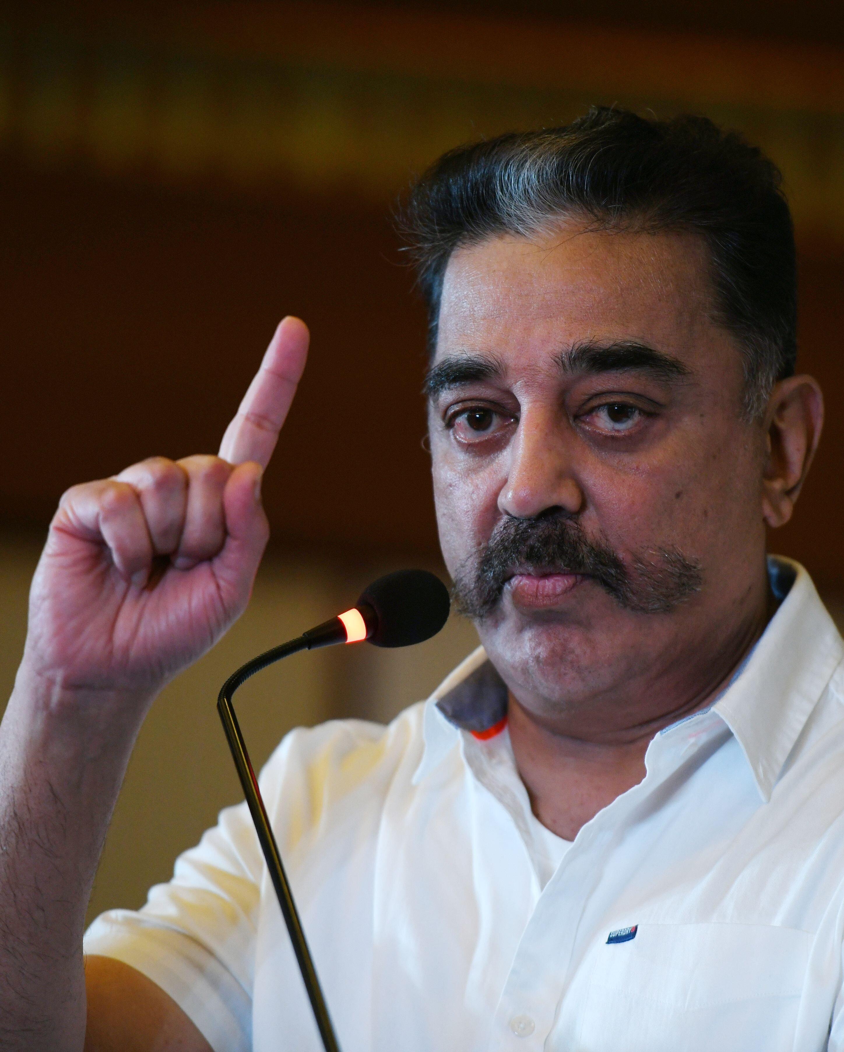 Only Spoke The 'Historic Truth': Kamal Haasan On His Nathuram Godse