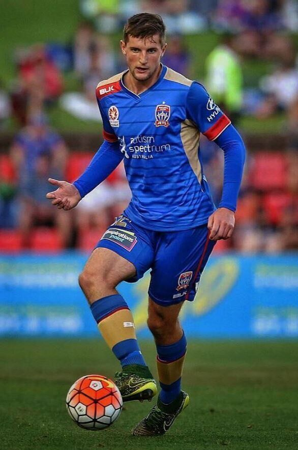 Andy Brennan è il primo calciatore australiano a dichiararsi