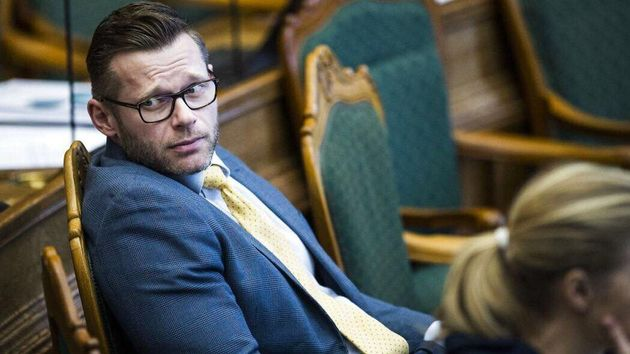 Δανία: Πολιτικός διαφημίζει την υποψηφιότητά του στο