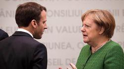 Merkel admet avoir des