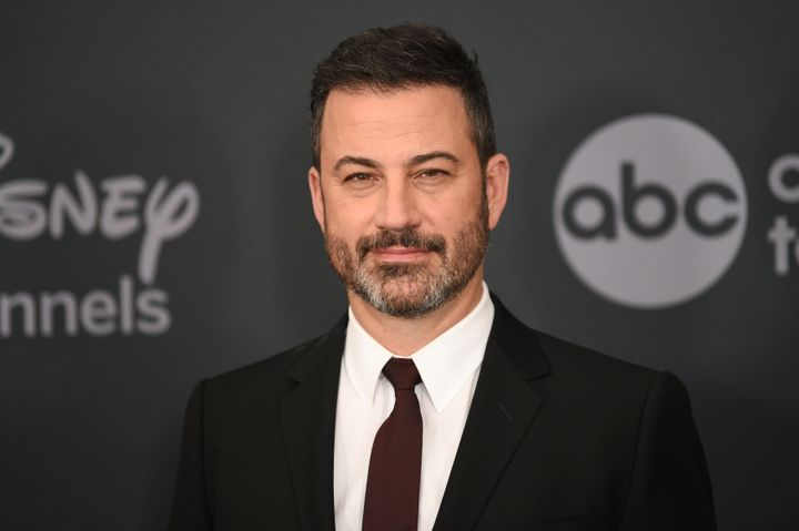 Jimmy Kimmel zinged his own network, and a lot of other people, at the upfronts.