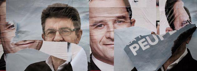Jean-Luc, Benoît, Emmanuel, j'ai 56 ans de militantisme au PS et pour moi vous nous avez