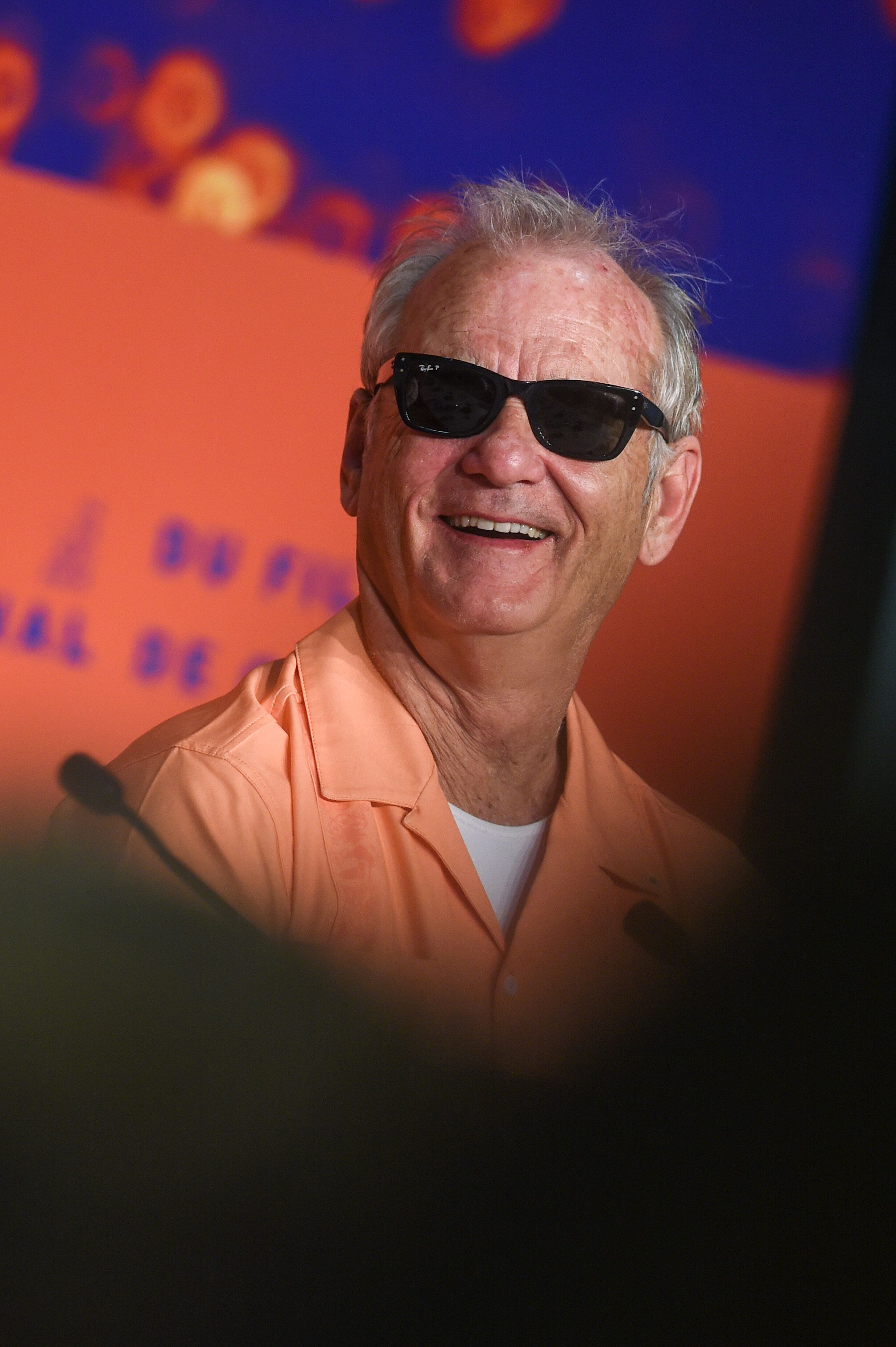'Cannes me dá medo', diz Bill Murray em coletiva de 'The Dead Don't Die' no