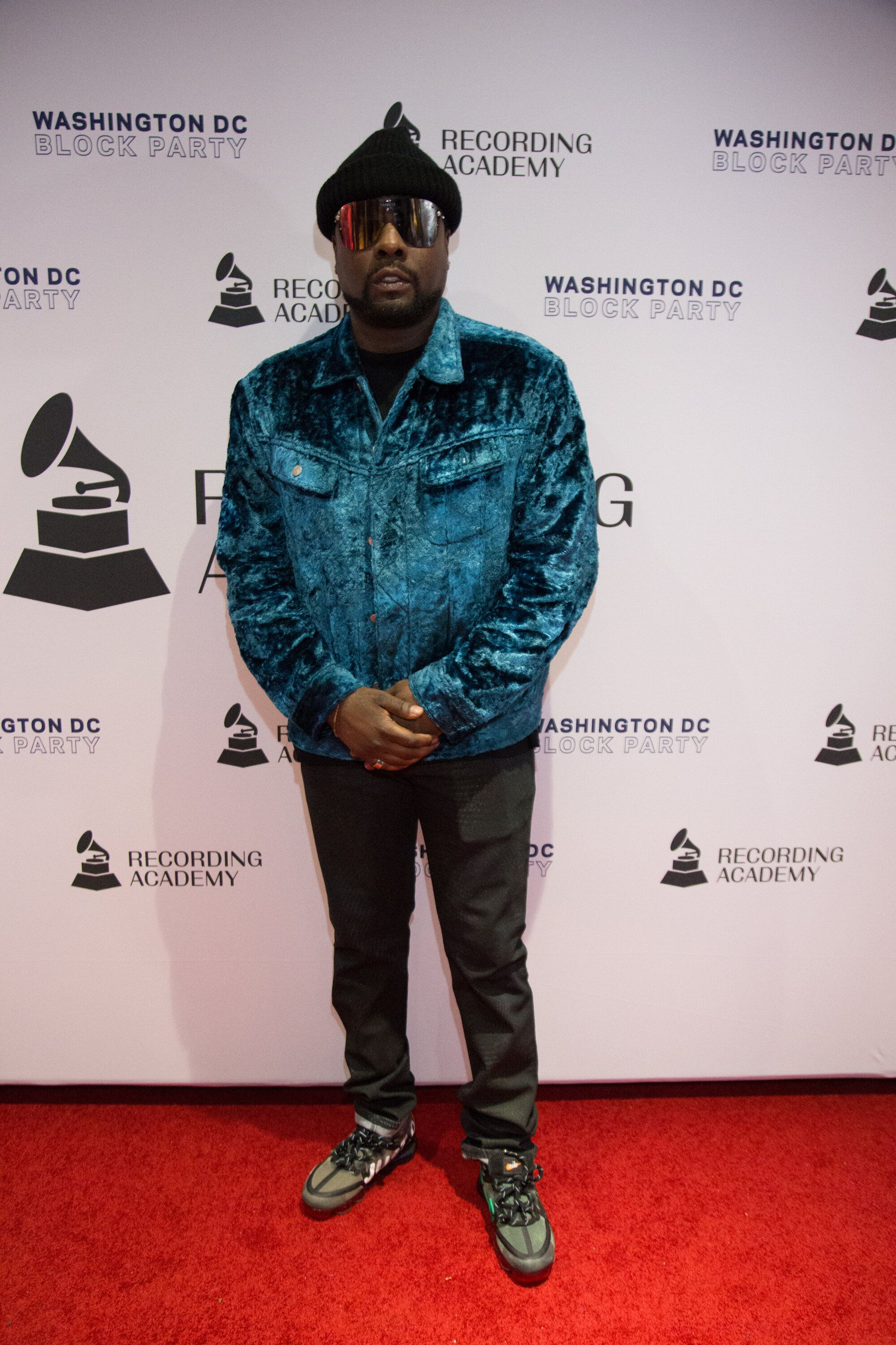 WASHINGTON, DC - MAY 10: Wale attends WDC Chapter Block Party at City Winery on May 10, 2019 in Washington, DC. (Photo by Brian Stukes/Getty Images for Recording Academy)