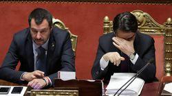 Segnali di sfiducia sull'Italia precipitano a Palazzo