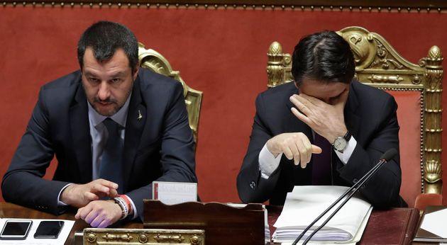 Segnali di sfiducia sull'Italia precipitano su Palazzo