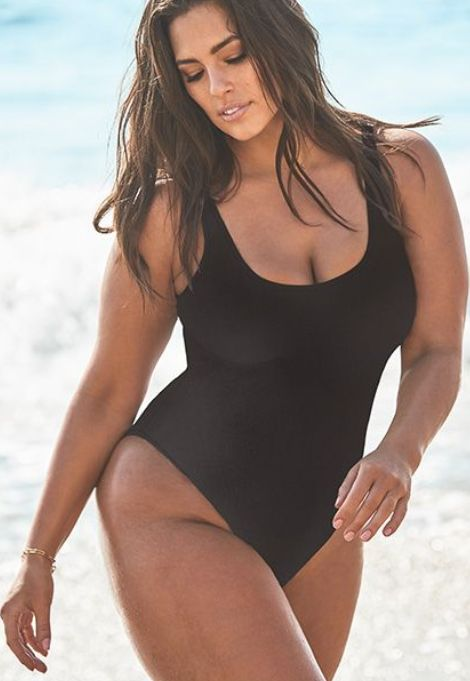 3bf0b604919 25 Hot Plus-Size Swimsuits That Are WAY Sexier Than A Damn Tankini ...