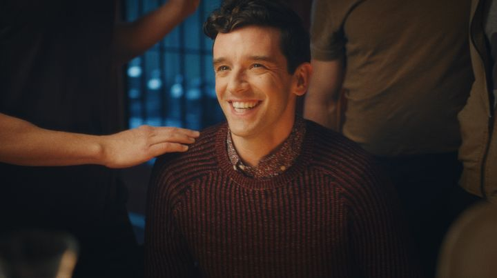 "Michael Urie stars in Matthew Puccini's ""Lavender"" as Arthur, one half of a gay married couple."