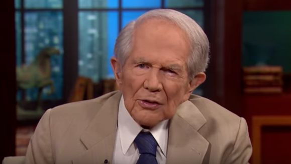 Even Pat Robertson Says Alabama's Abortion Bill Is Too Extreme