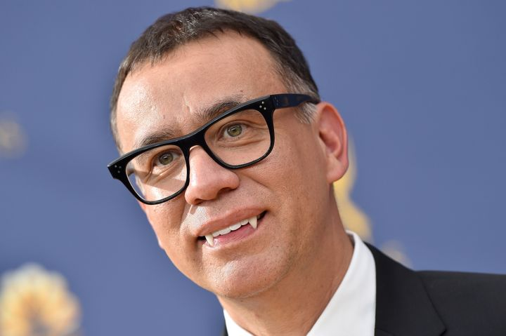 Fred Armisen is ready to suck all the sanity out of you with an insanely funny but mean prank.