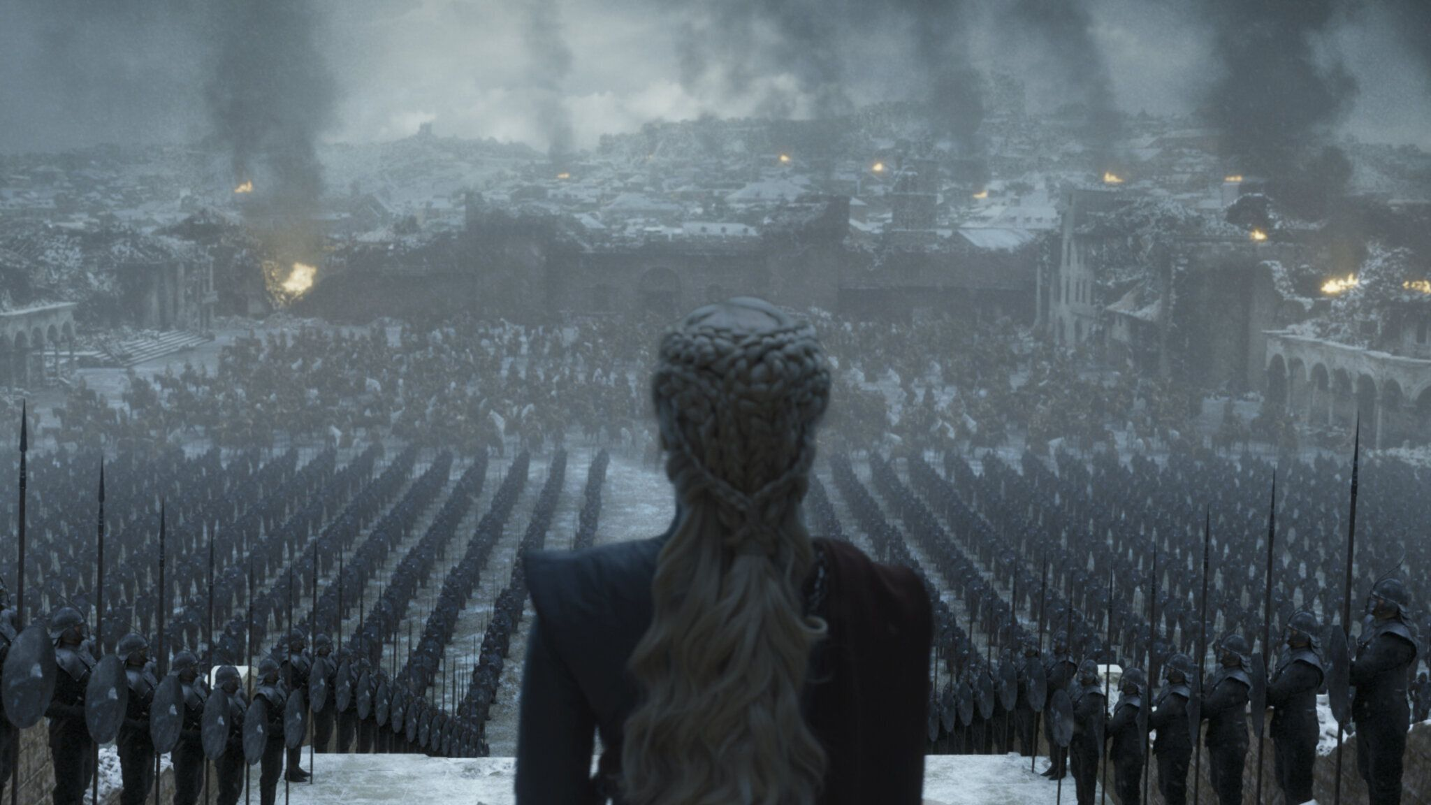 The Many Questions We Hope The 'Game Of Thrones' Finale Will