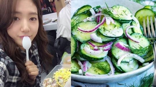 一周小黃瓜減肥菜單