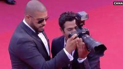 Jamel Debbouze joue les photographes à