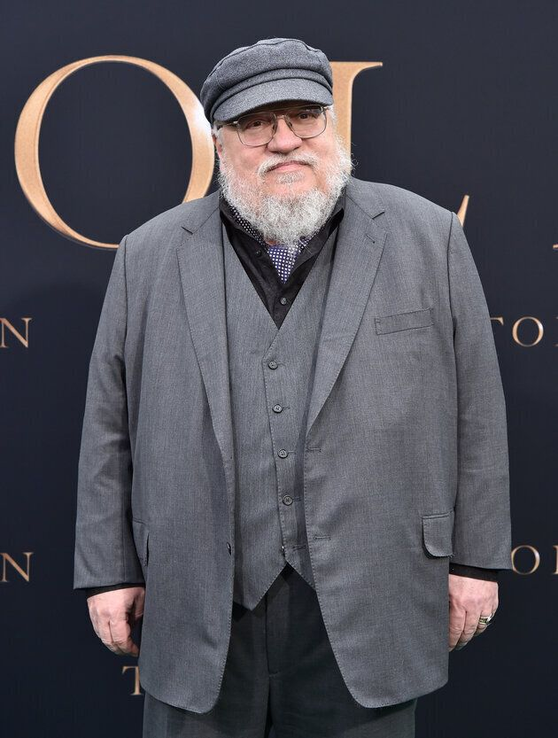Game Of Thrones Author George RR Martin Denies Claims He's Finished The