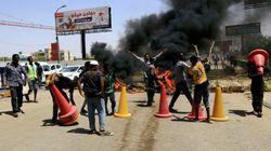 수단 군부가 시위대 강제해산을 시도하면서 '실탄'을
