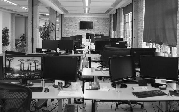 IIH Nordic社。オンラインマーケティングとデジタル分析を行う会社で、週休3日制を取り入れ、大きな効果を上げているという。