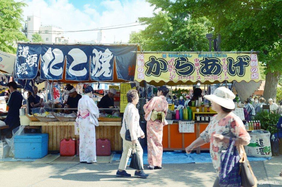 淺草三社祭