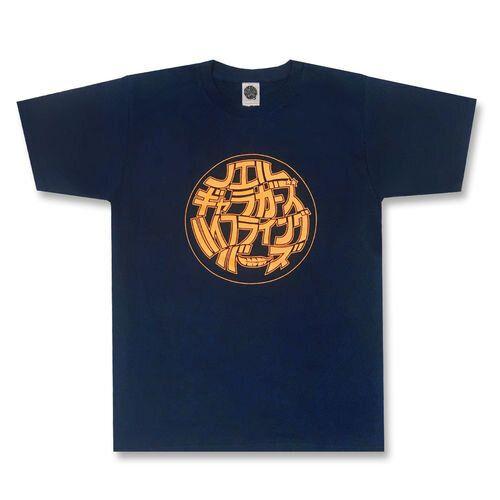 「ノエル本人も大絶賛でお気に入りのカタカナロゴTシャツ」だという。