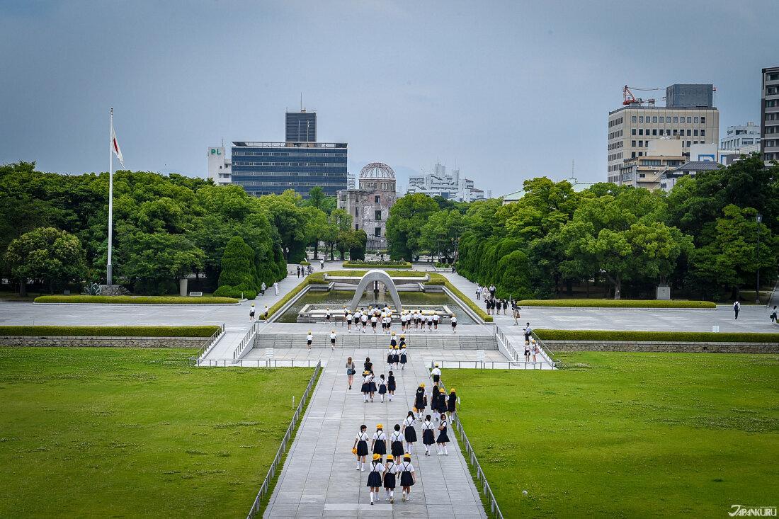 廣島平和紀念公園