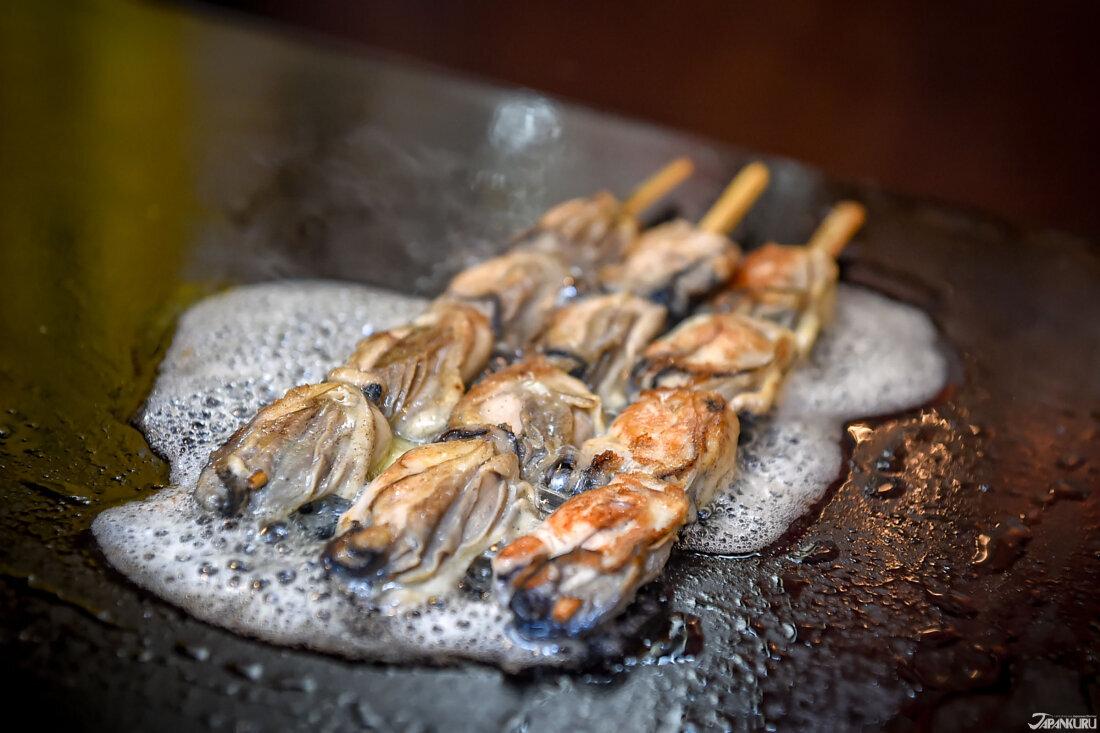 廣島美食牡蠣