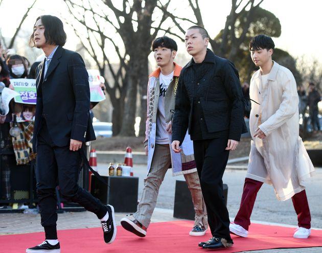 밴드 혁오 측이 '단국대 축제 공연 취소 논란'에 입장을