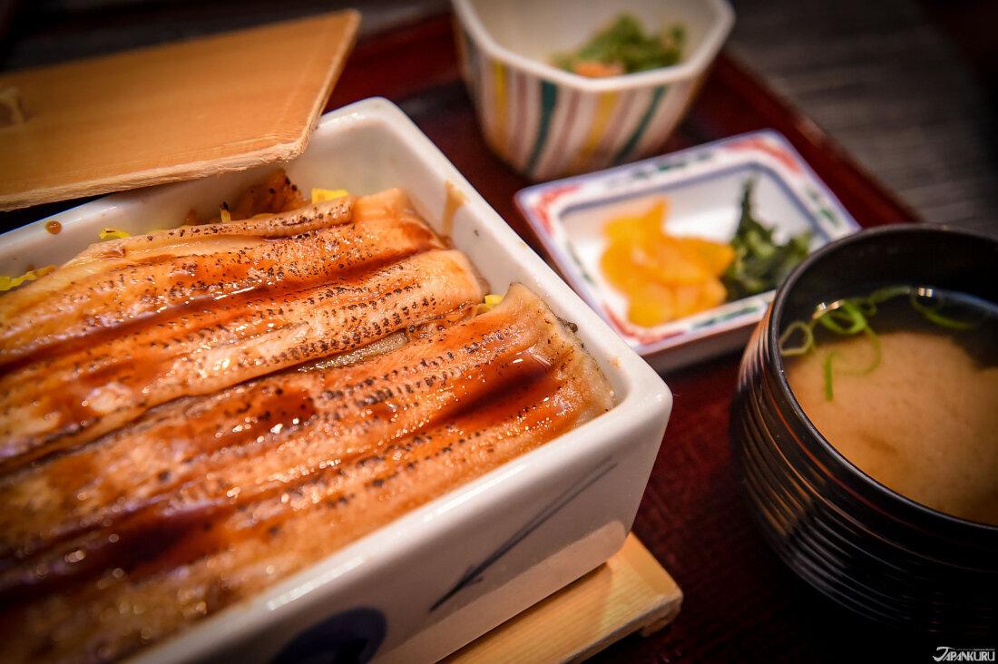 廣島美食星鰻料理
