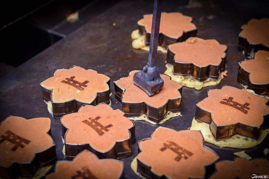 廣島美食紅葉饅頭