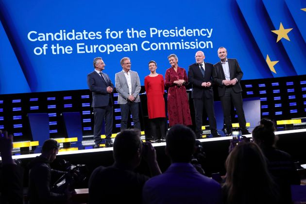 Mετανάστευση, οικονομία και κλιματική αλλαγή στο debate των υποψηφίων για την προεδρία της